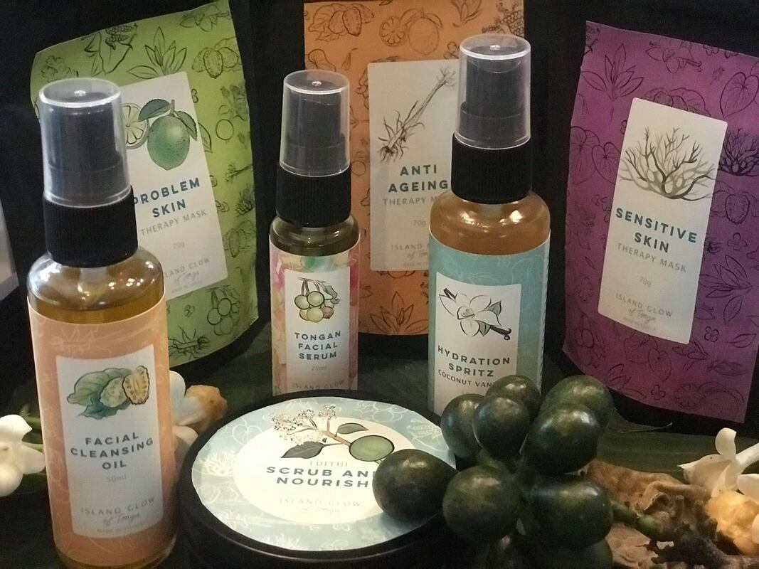 Local Traditional Beauty Products